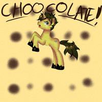 Commission Chocolate Sinclair by SketchyTheUnicorn