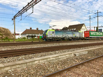 Siemens Vectron BLS by mtristepin