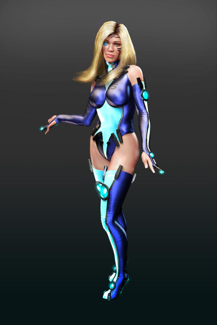 Blue Lightning by Hedrus