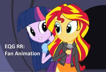Equestria Girls: RR Animation (link in desc.) by Xenstroke