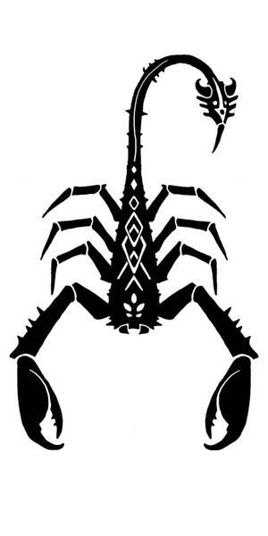 Scorpion tattoo 2