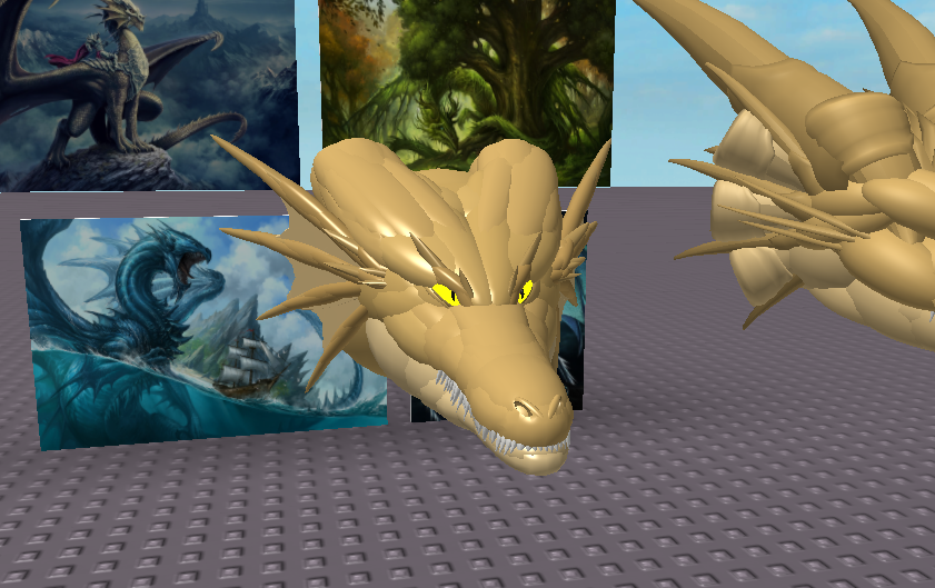 Dragon V2 Roblox Roblox Dragon Making Update 2 By Finalartstage On Deviantart