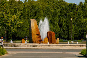 Fountain by Princess-Mimi