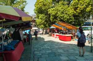 Matsuri Stalls by Princess-Mimi