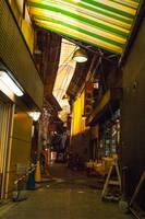A dark alley by Princess-Mimi