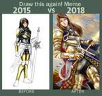 Draw this again-paladin