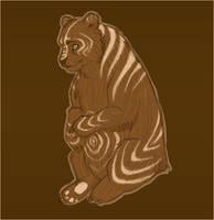 Bear by Kirema