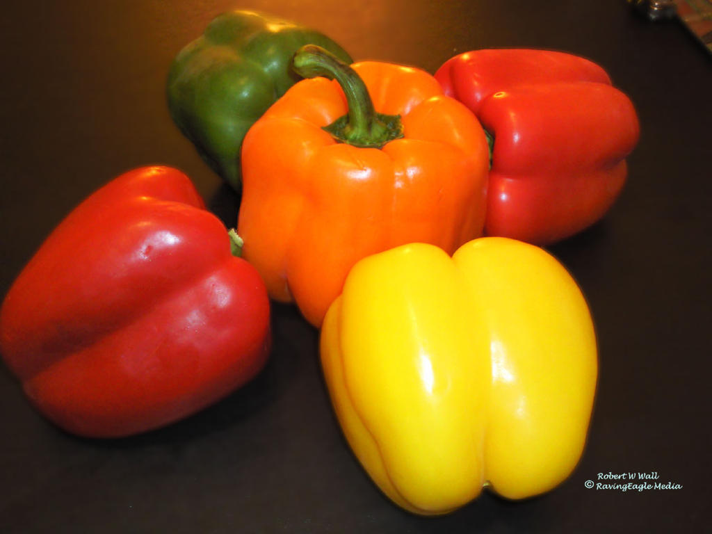 Peppers by RavingEagleMedia