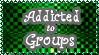 Addicted To Groups by RavingEagleMedia