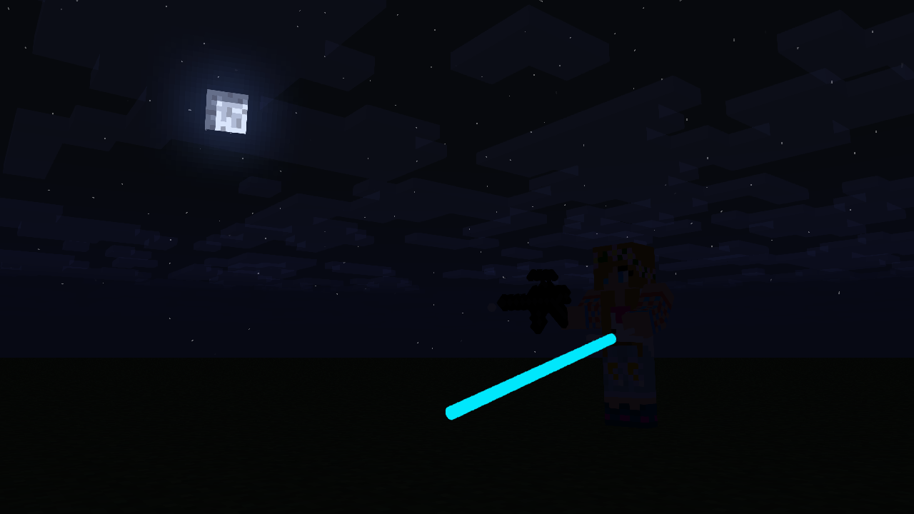 Light Sword test (I Will Start......) by MCtiedWTF