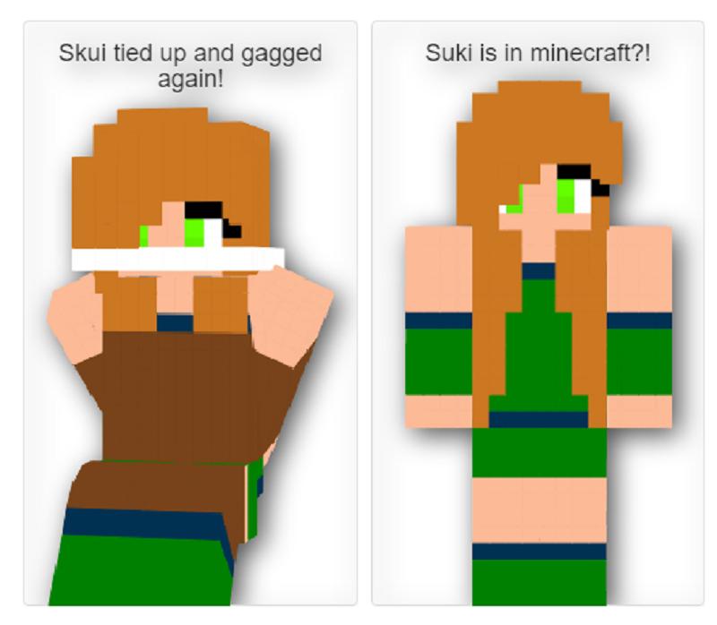 Nova Skin Suki~ by MCtiedWTF