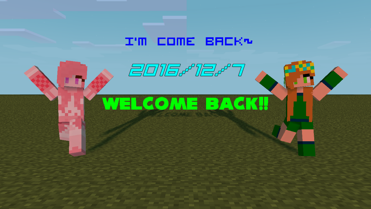 I come back! Pt1 by MCtiedWTF