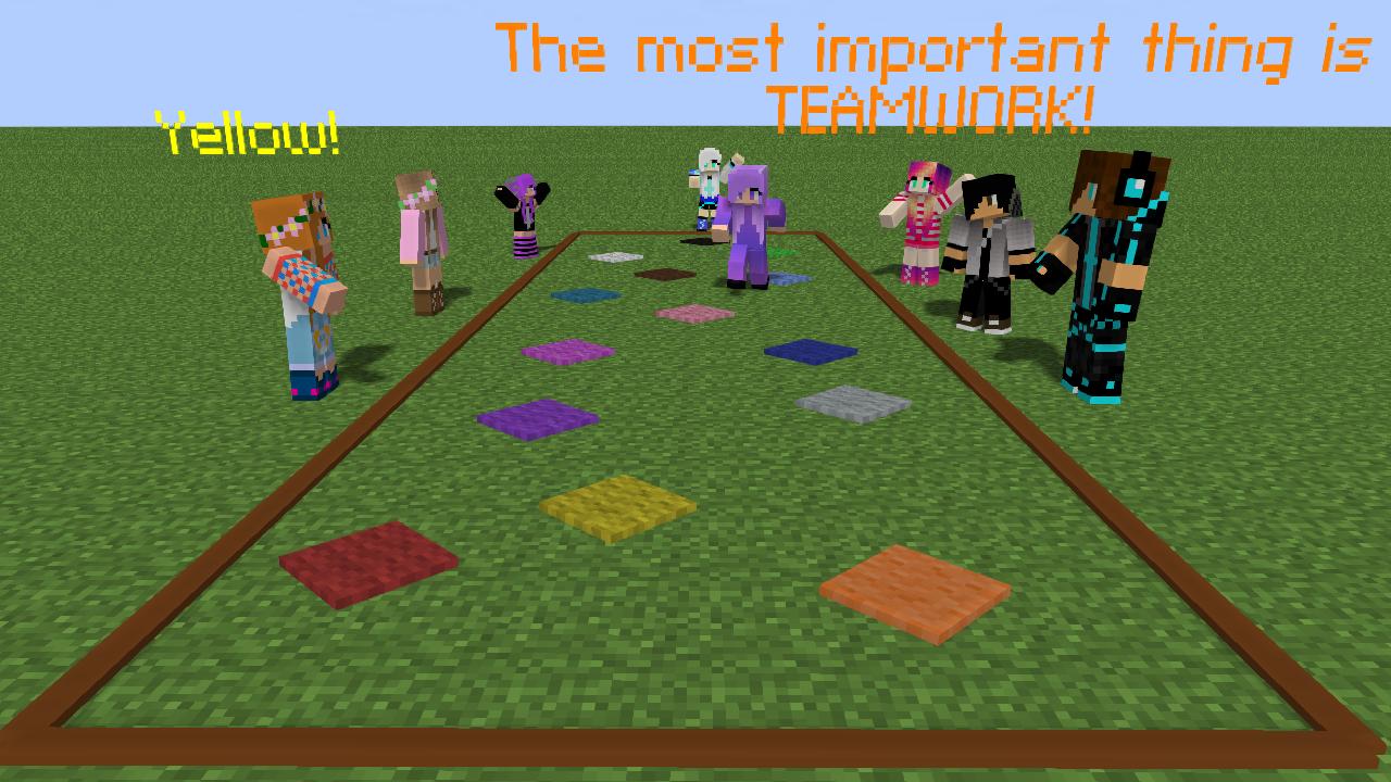 Teamwork 02 by MCtiedWTF