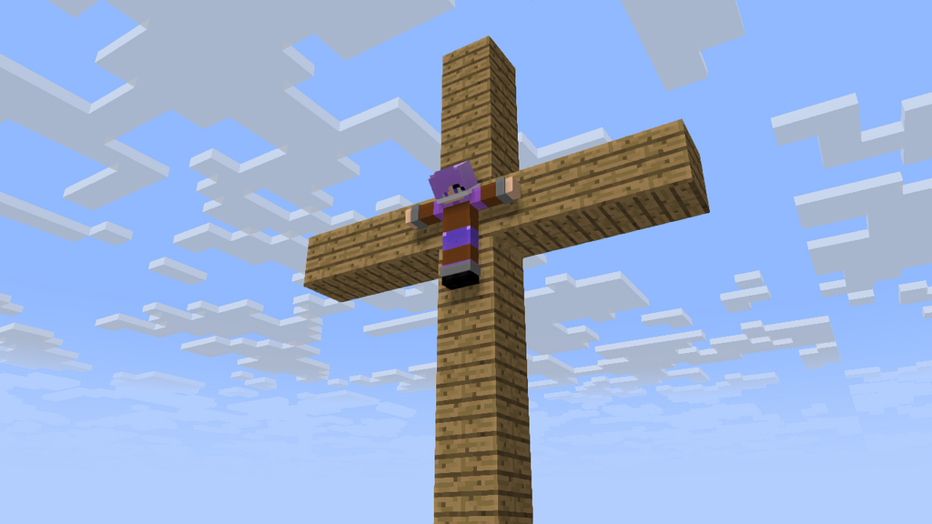 Practice 4-0 Standing at the Cross by MCtiedWTF