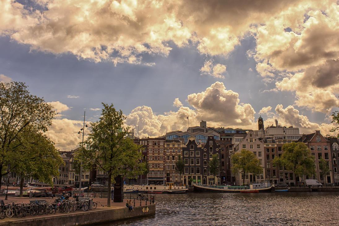 Amsterdam by HeikoRademacher