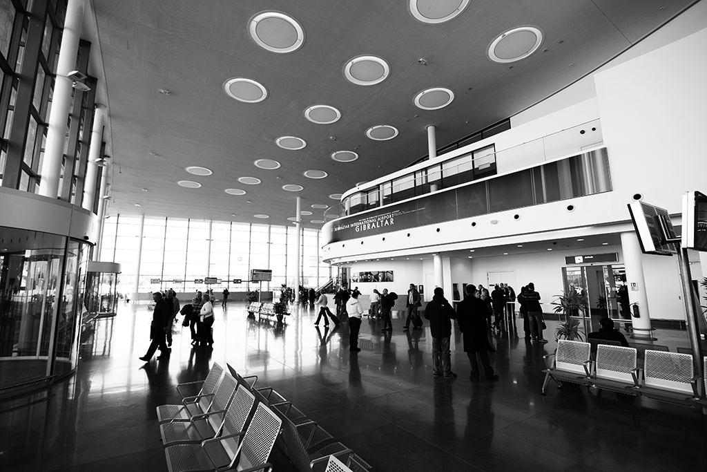 Airport by HeikoRademacher