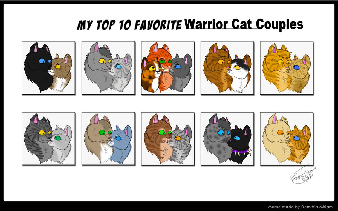 What Would My Warrior Cat Name Be Quiz
