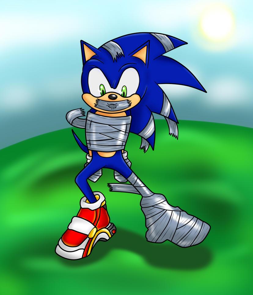 Sonic VS Tape Ver1 by KurtType5