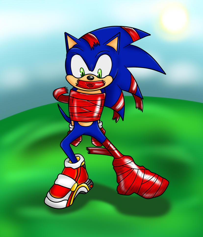 Sonic VS Tape Ver2 by KurtType5