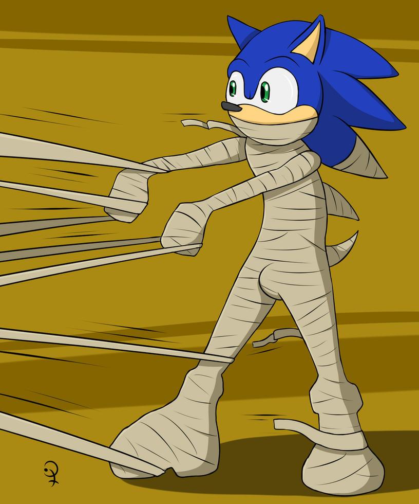 Sonic Boom by KurtType5