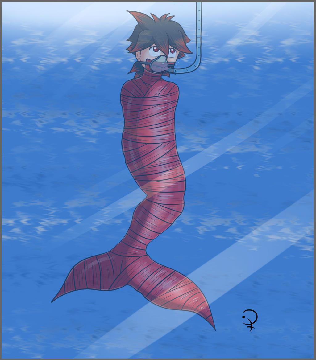 Mermaid Training by KurtType5