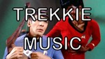 Trekkie Music Stamp by flavoredcatlollypop