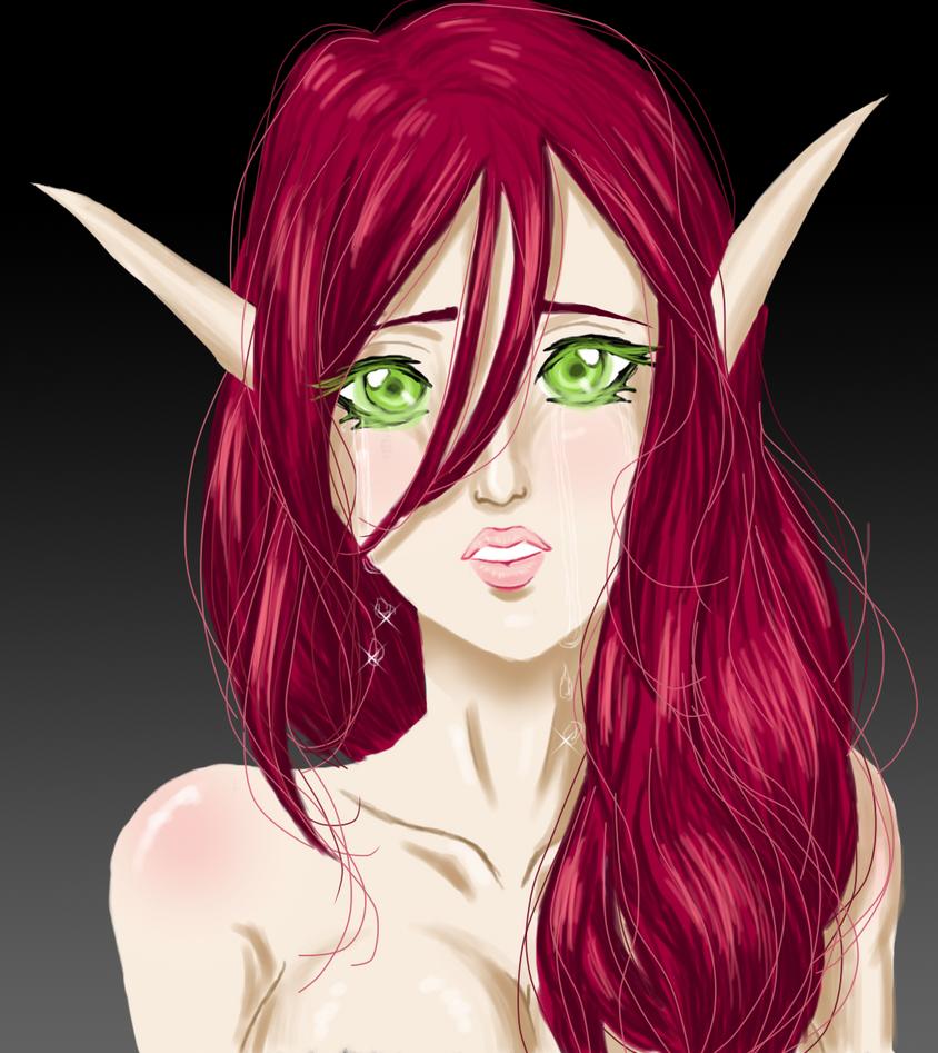 Armster blood elf ears xxx videos