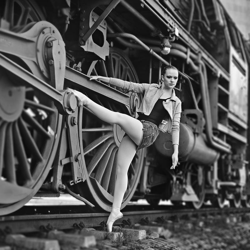lokomotive... by MichaelPe