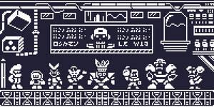 Megaman 1 Robotmasters