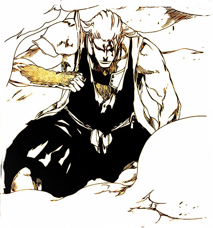 Bleach Oc Hakugin Jin By Sarzill On Deviantart: Kumamura Of The Werewolf Clan By Nytboy On DeviantArt