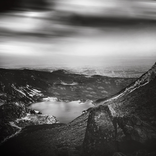 Black Pond by KrzysztofJedrzejak