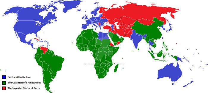 World Of 2084