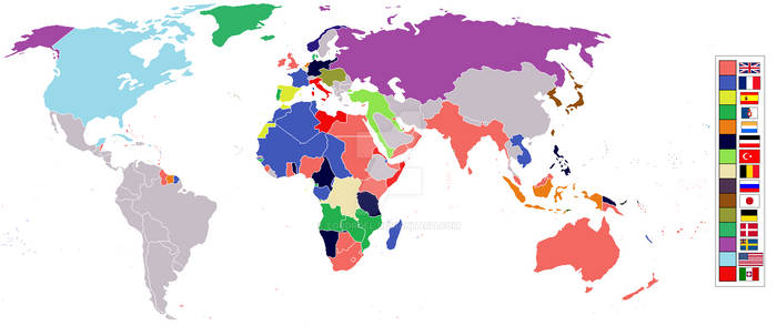 World 1914 with a twist