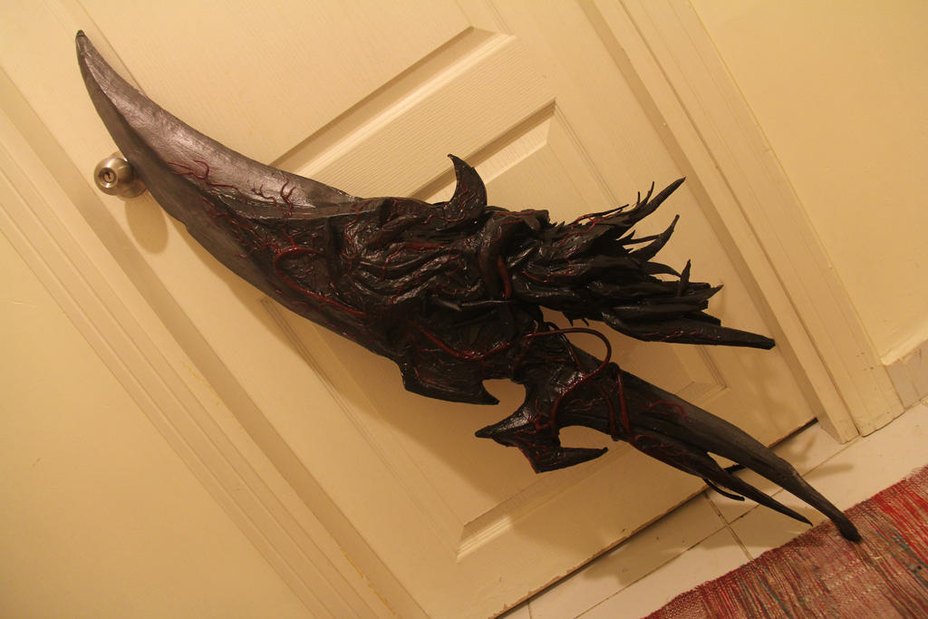 The gallery for --> Prototype Blade Arm Cosplay