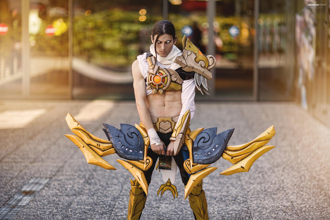 League of Legends - Archlight Varus Cosplay 2 by MEGCosplay