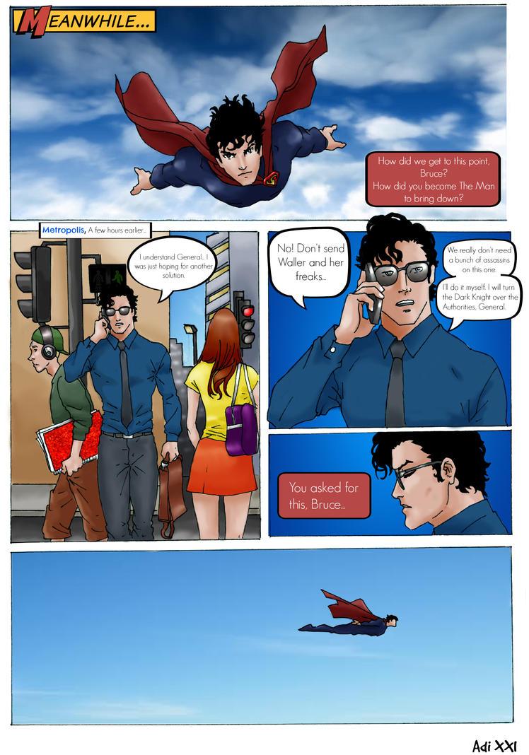 Between Wonder and Darkness - page 5 by Adi-Herawan