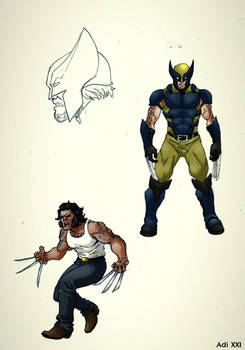 The Wolverine - conceptart