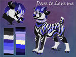 Dare to Love me | Auction | Closed by DarkyShout