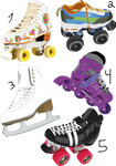 Skates Exercises by Shyzuka-chan