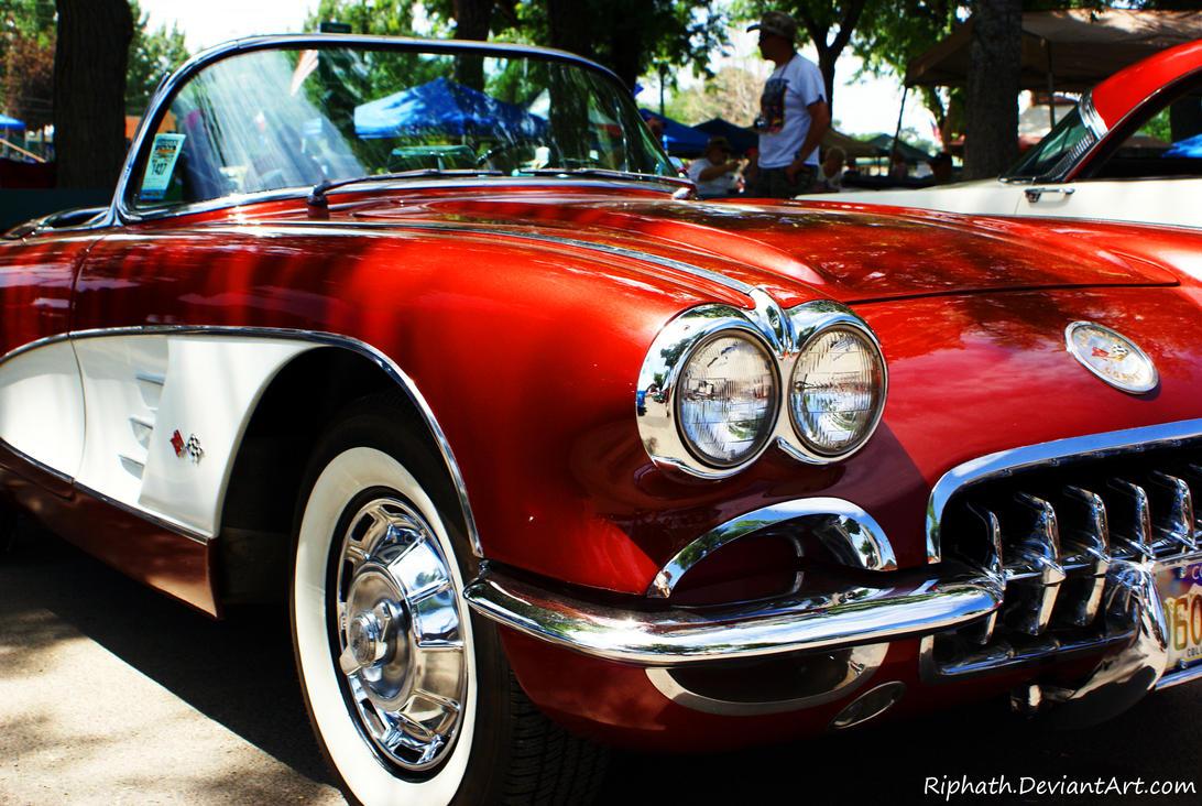 1960 Corvette Convertable by Riphath