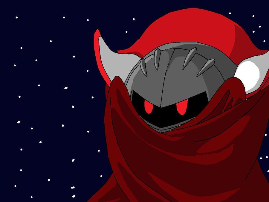 Dark Meta Knight Cloaked by MetaKnight125 on DeviantArt