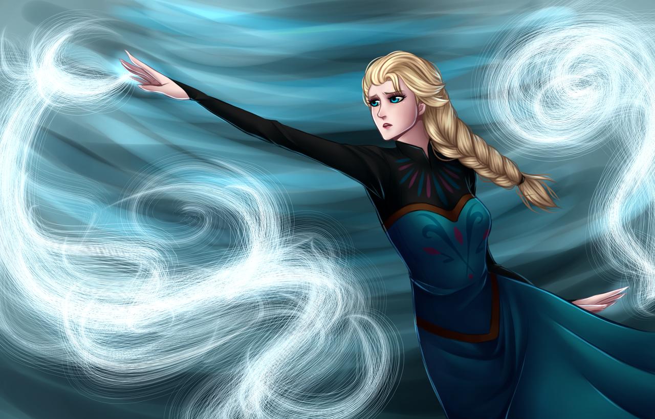 Frozen Soul by CrimsonSnows