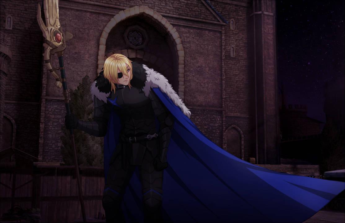 Searching - Dimitri FE3H