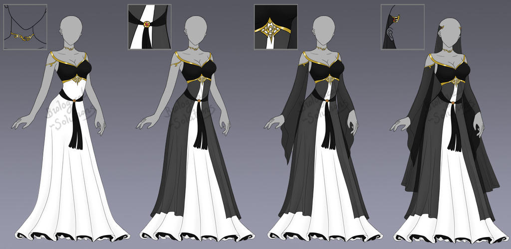 Adoptable: Clothing: 355 (CLOSED) Auction by Biological