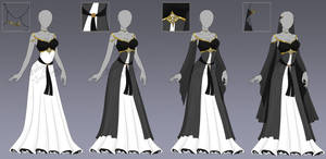 Adoptable: Clothing: 355 (CLOSED) Auction