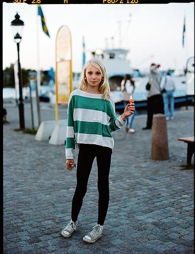 Sweden girls by aprelka