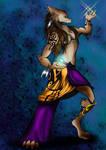 Worgen Female Druid