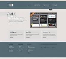 New Folio Site by inspiredMark
