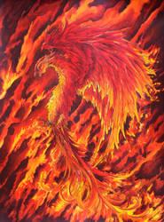 Born in fire by krisbuzy