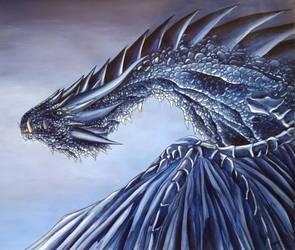 Blue dragon 2 by krisbuzy